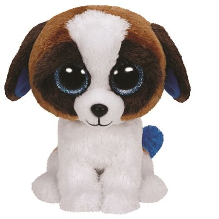 TY DUKE - fehér-barna kutya 24 cm