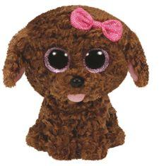TY MADDIE - brązowy pies 24 cm