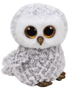 TY OWLETTE - bílá sova 42 cm