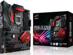 Asus osnovna plošča MB STRIX Z370-H Gaming, LGA 1151, DDR4, ATX
