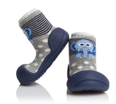 Attipas gyermek cipő Zoo navy