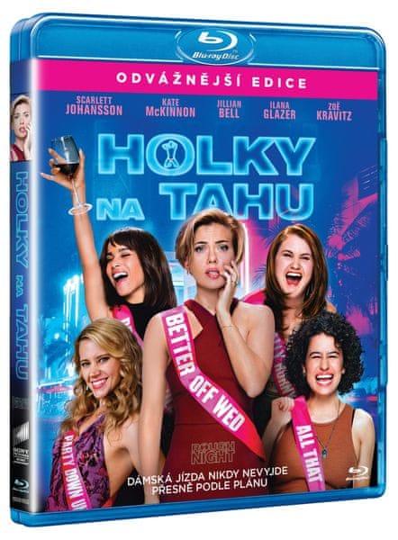 Holky na tahu - Blu-ray