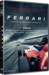 Ferrari: Cesta k nesmrtelnosti   - DVD