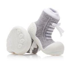 Attipas chlapecké botičky Sneakers Gray