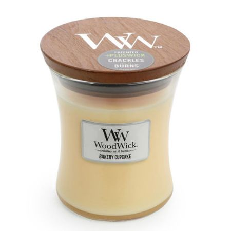 Woodwick svijeća Medium, Backery Cupcake (92251)