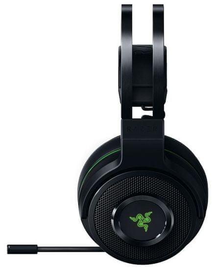 Razer Thresher 7.1 pro Xbox One, černá/zelená (RZ04-02240100-R3M1)