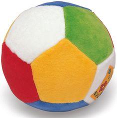 K´s Kids Pestrobarevný měkký míč