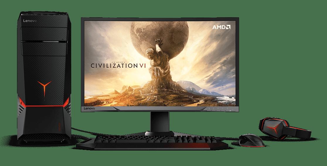 Legion Y720 AMD