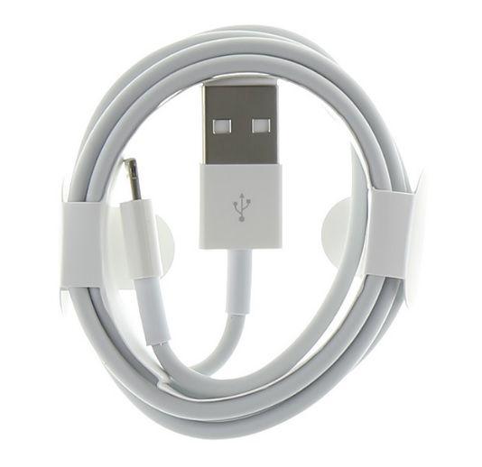 Lightning dátový kábel MD818 pre iPhone, 2434278, biely (Round Pack)