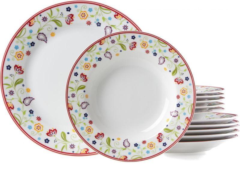 Ritzenhoff&Breker Shanti Doppio jídelní set 12 ks