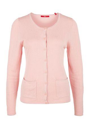 s.Oliver női kardigán 36 rózsaszín - További információ a termékről ... e5a6fc10f5