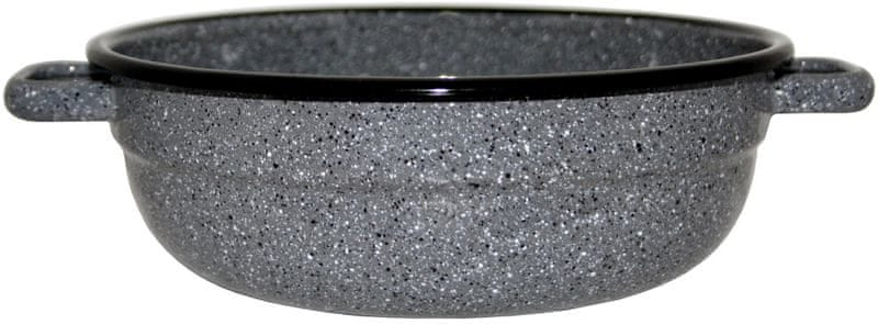 Metalac Mísa klasik 24 cm dekor kámen