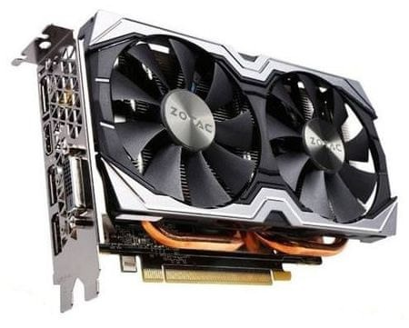 Zotac grafična kartica GeForce GTX 1060 6GB AMP Edition GDDR5