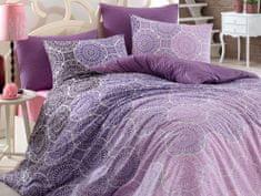 BedTex posteljnina Colin Lila, 140 x 200 / 70 x 90 cm