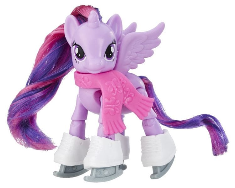My Little Pony Poník s kloubovými nožkami a doplňky - Twilight Sparkle