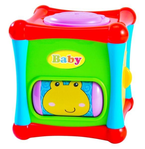 Rappa Kostka aktivní pro nejmenší baby