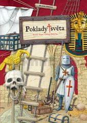 Růžička Oldřich, Tůma Tomáš,: Poklady světa - Ilustrovaná příručka hledače pokladů