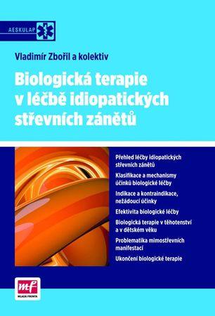 Zbořil Vladimír: Biologická terapie v léčbě idiopatických střevních