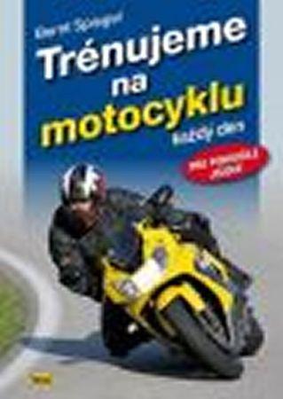 Spiegel Bernt: Trénujeme na motocyklu