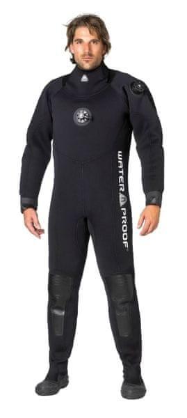 WATERPROOF Oblek D70 SC suchý 3,5mm - Pánský, L