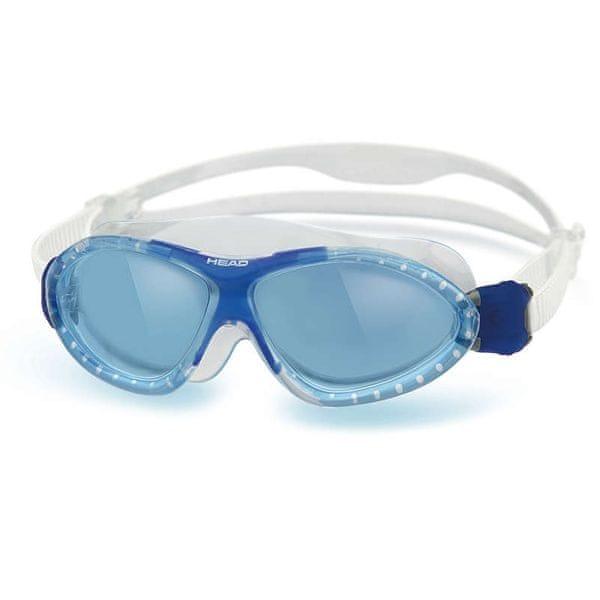 Head Brýle plavecké MONSTER junior, modrá/modrá