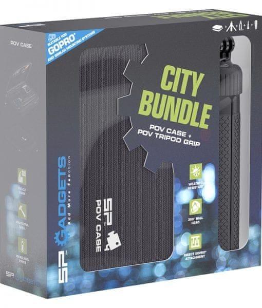 SP GADGETS Set CITY BUNDLE, SP Gadgets