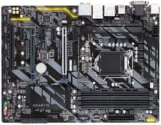Gigabyte matična plošča GA-Z370-HD3P, DDR4, SATA3, USB3.1Gen2, HDMI, LGA1151 ATX