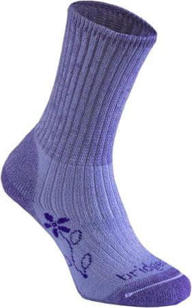 Bridgedale skarpety MerinoFusion Trekker Women's violet S (35-37)