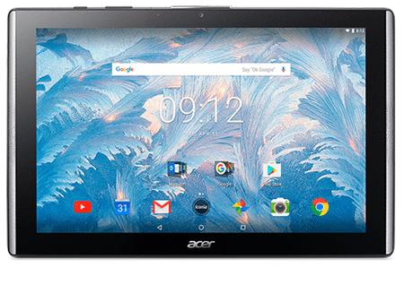 Acer tablični računalnik Iconia One B3-A40-K5KE, črna