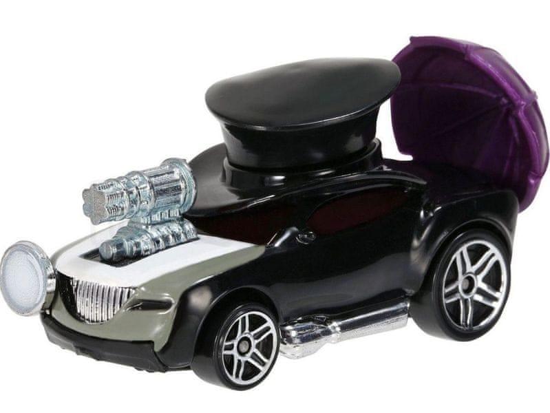 Hot Wheels Marvel Kultovní angličák Penguin