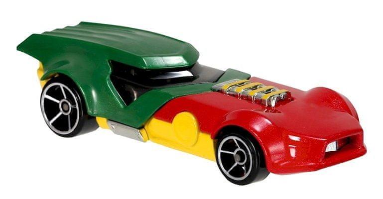Hot Wheels Marvel Kultovní angličák Robin