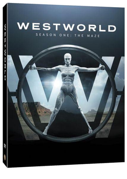 Westworld - 1. série (3DVD) - DVD