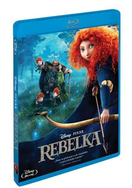 Rebelka - Blu-ray
