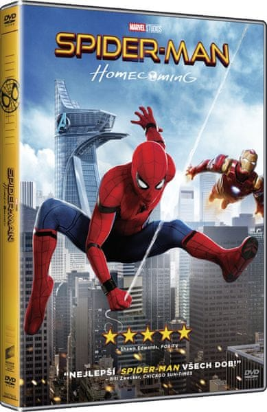 Spider-Man: Homecoming - DVD
