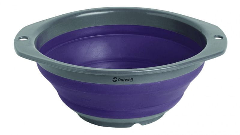 Outwell Collaps Bowl S Plum