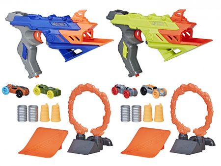 Nerf blaster set Nitro Duelfury Demolition