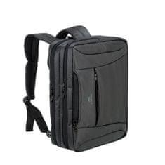 RivaCase torba/nahrbtnik za prenosnik Transformer, do 40,6 cm, črn