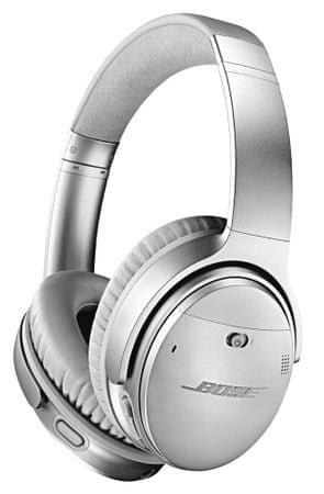 Bose brezžične slušalke QuietComfort 35 II, srebrna