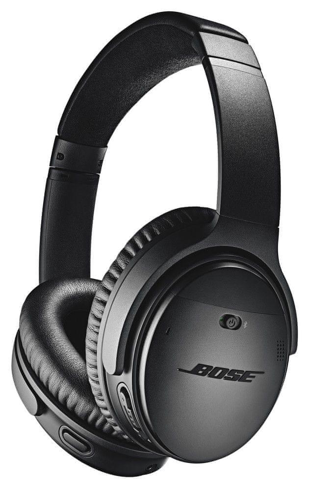 Bose QuietComfort 35 II bezdrátová sluchátka, černá