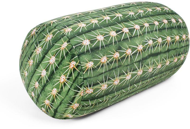 Albi Relaxační polštář Kaktus 18x35 cm