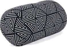 Albi poduszka z geometrycznym wzorem 18x35 cm