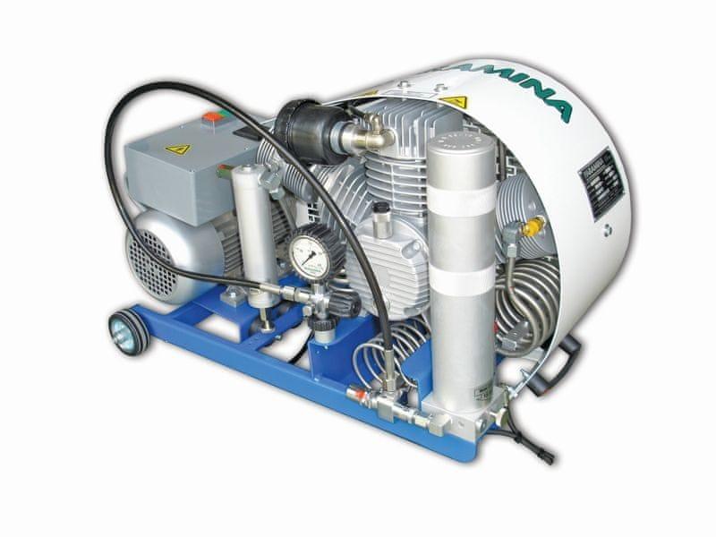 Kompresor MISTRAL M6 103 l/min elektrický, PARAMINA