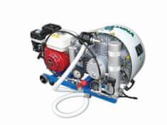 Kompresor MISTRAL M6 103 l/min s HONDA motorem, PARAMINA