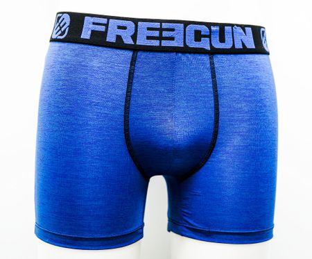 Freegun moške boksarice FGB/1/BM/ELK/ASS1, modre, S