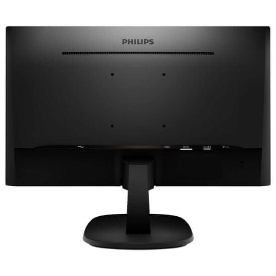 Philips IPS LED monitor 273V7QDSB
