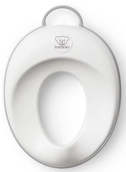 Babybjörn Adaptér na WC šedá