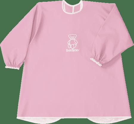 Babybjörn plašč za hranjenje in igranje, roza