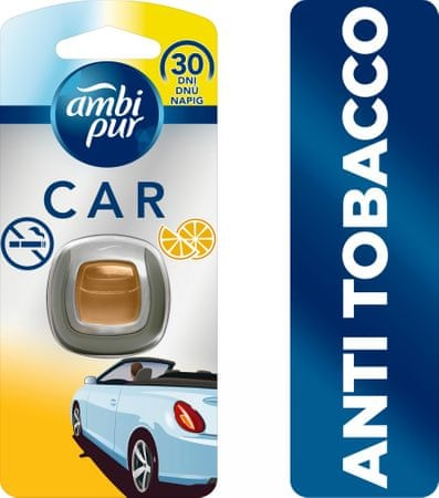 Ambi Pur Car Jaguar Anti Tobacco 2 ml