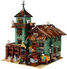 LEGO 21310 Stary sklep wędkarski