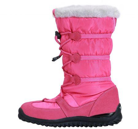 KangaROOS dekliški čevlji za sneg Puffy 31 roza